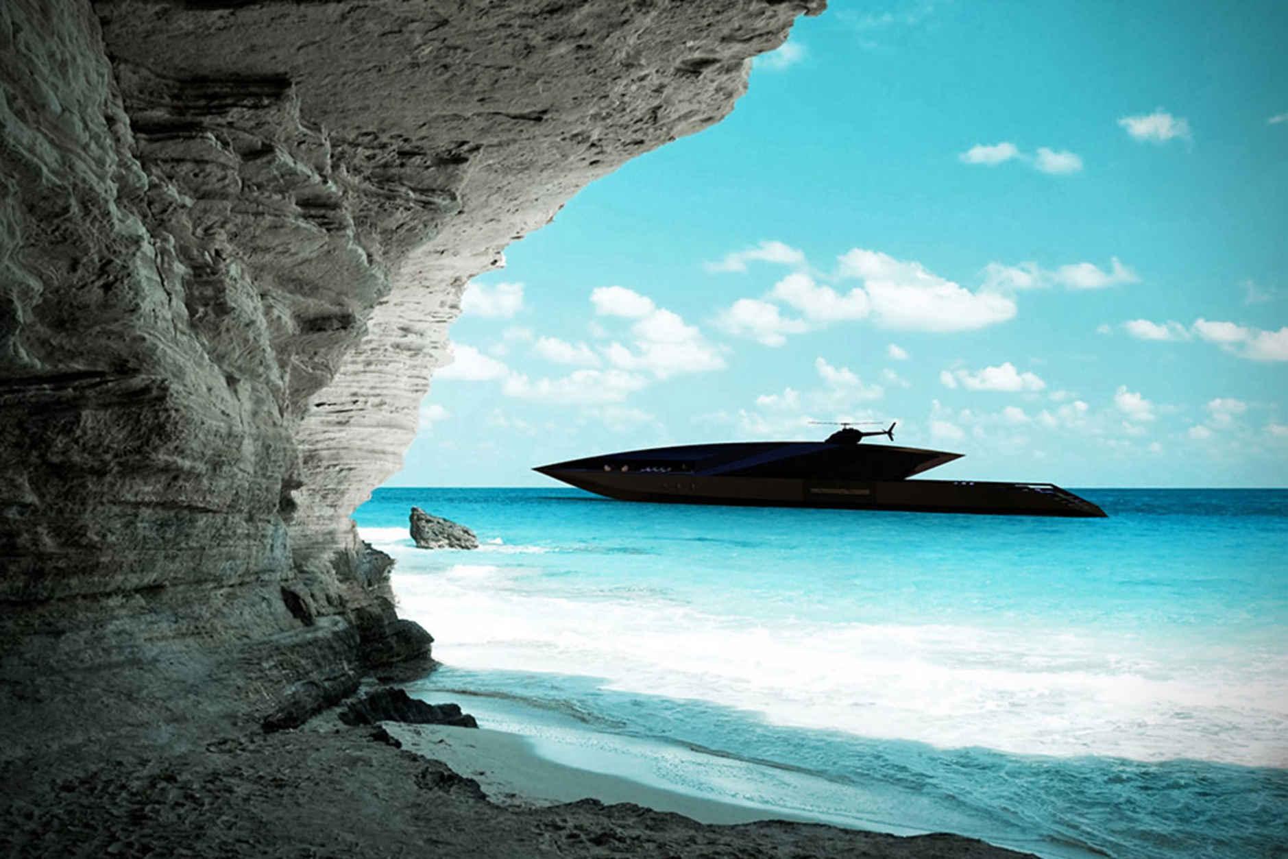 black-swan-superyacht