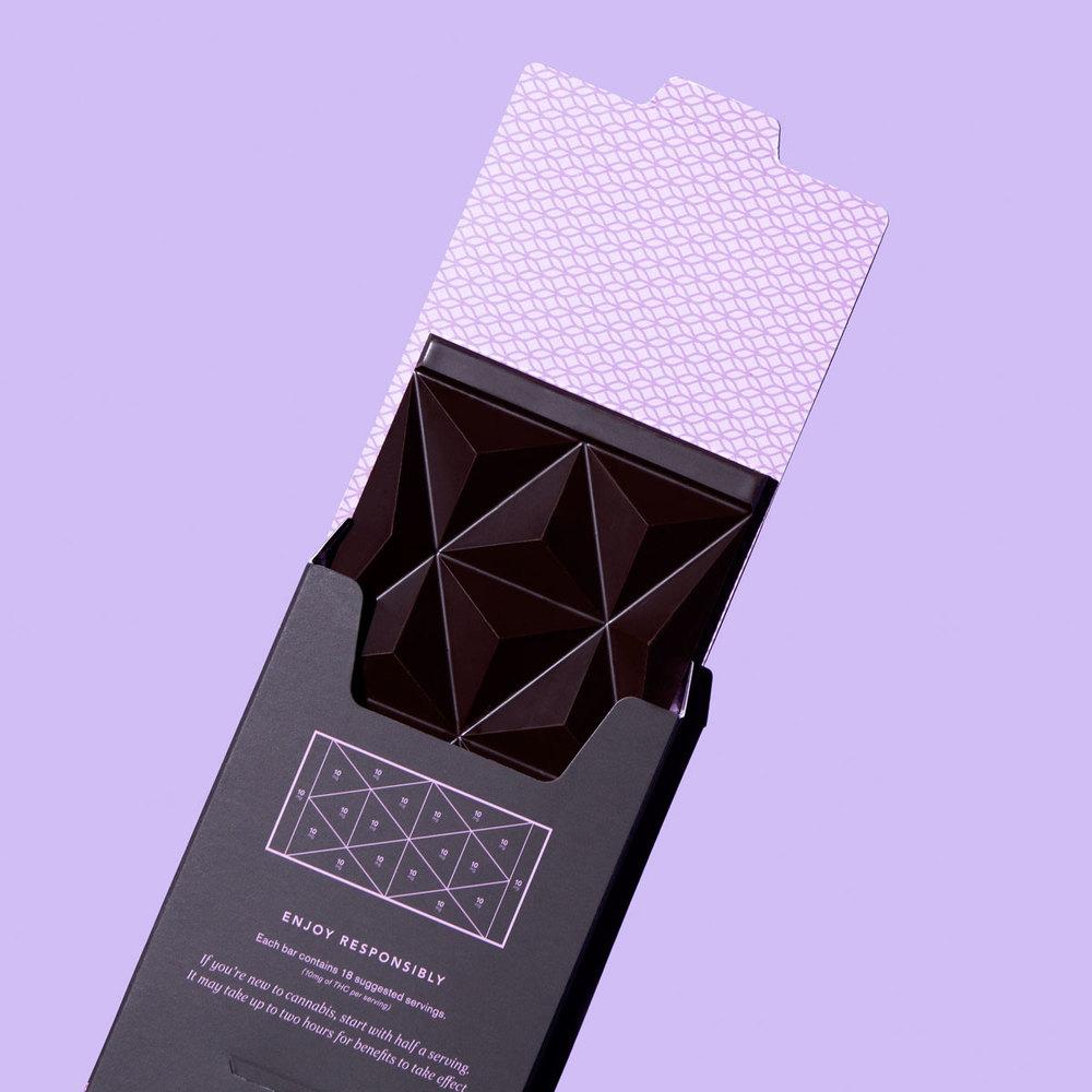 Défoncé cannabis chocolate