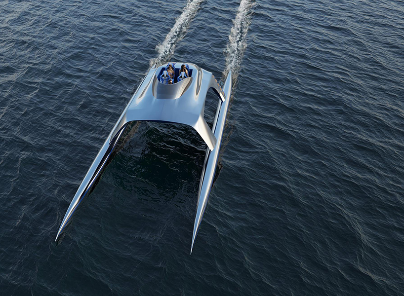THE SUPER SPORTS SS18 GLIDER YACHT