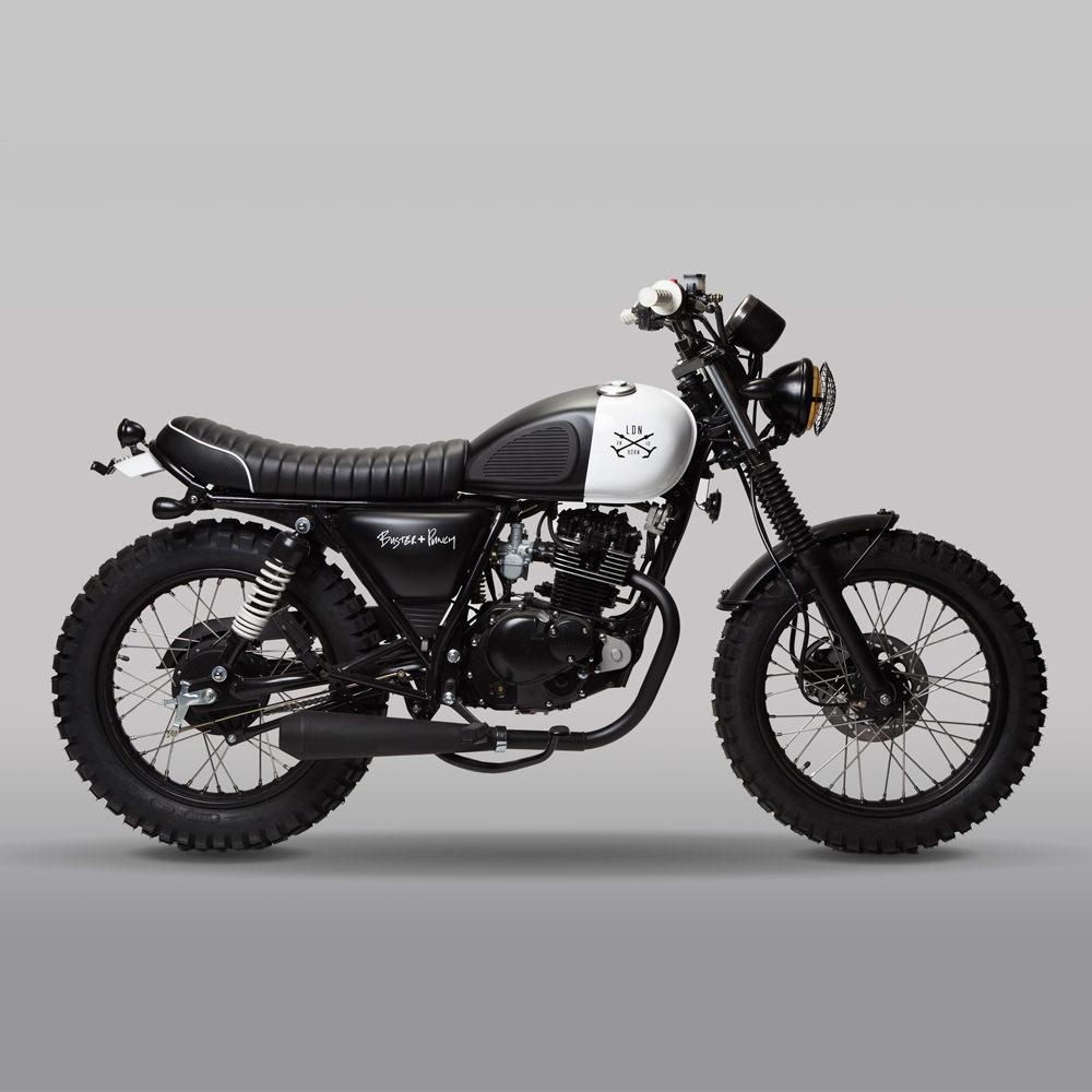LDN BORN MUTT MOTORCYCLE