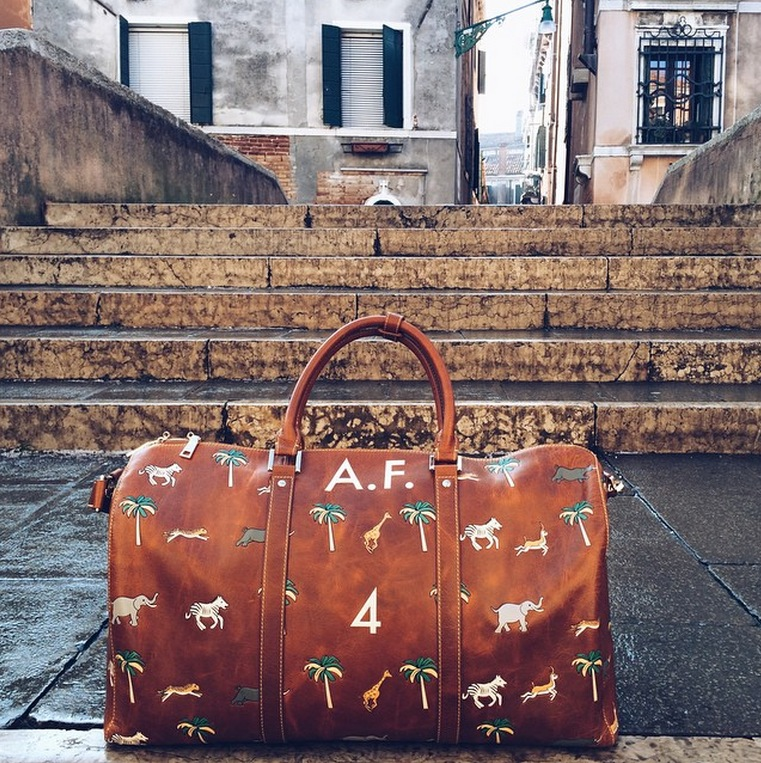 WES ANDERSON INSPIRED LUGGAGE