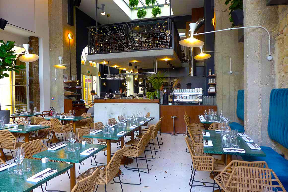 daroco restaurant paris the rebel dandy. Black Bedroom Furniture Sets. Home Design Ideas