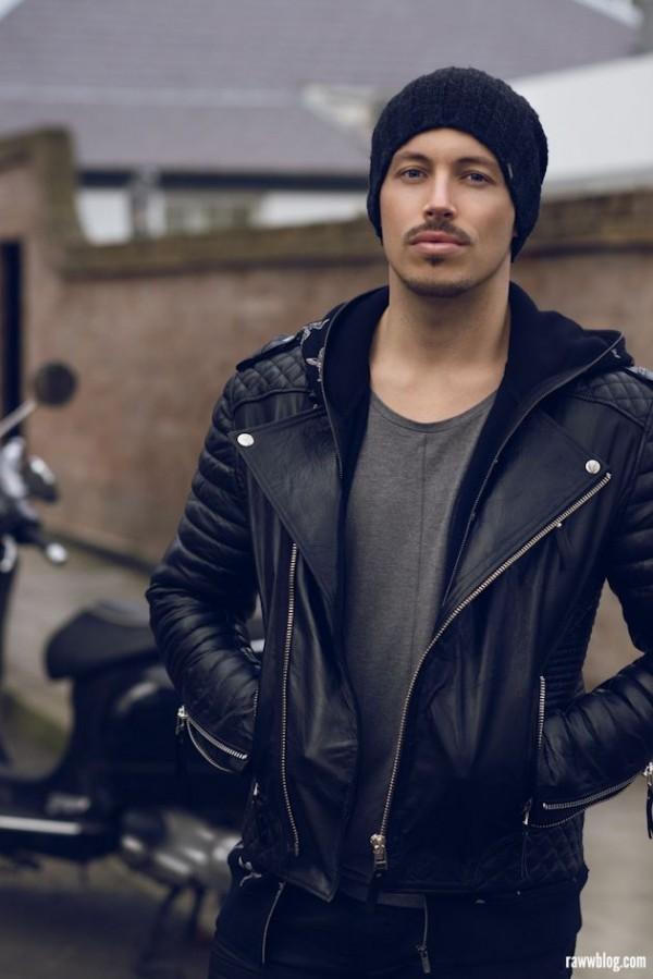 Boda Skins Leather Jacket The Rebel Dandy