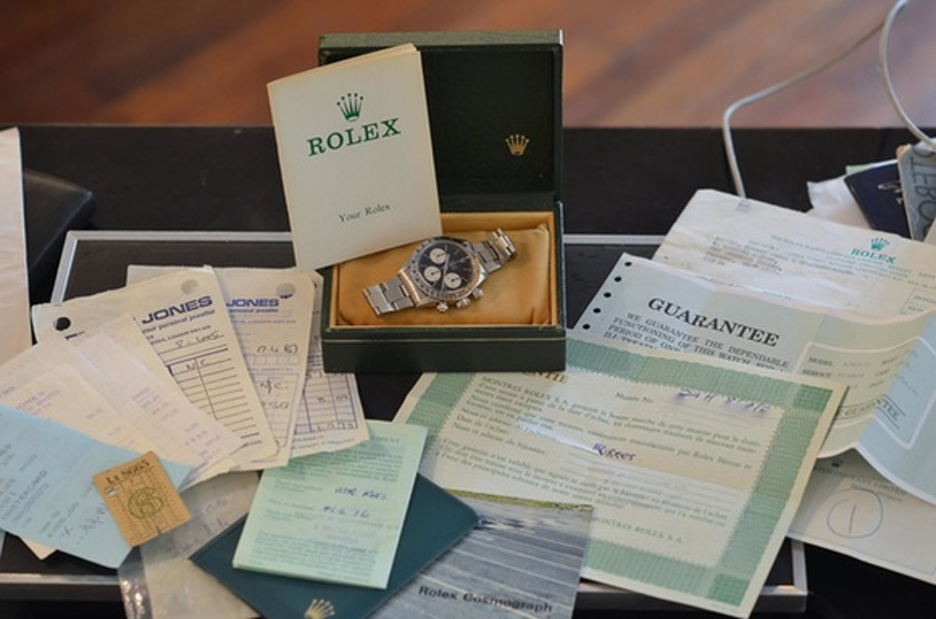 How to buy a vintage Rolex
