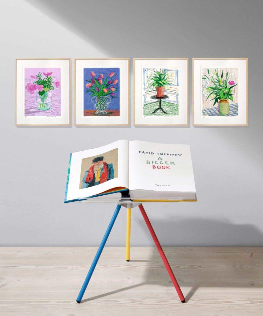 David Hockney Sumo Book
