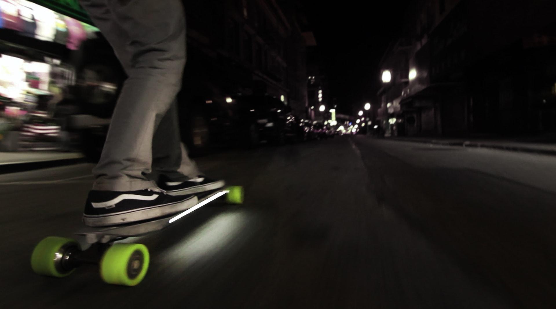Acton Blink Qu4tro Electric Longboard