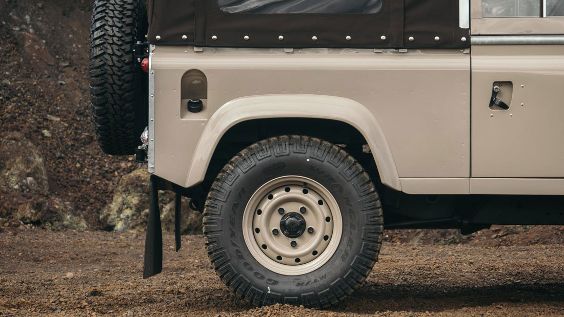 Land Rover D90 Heritage