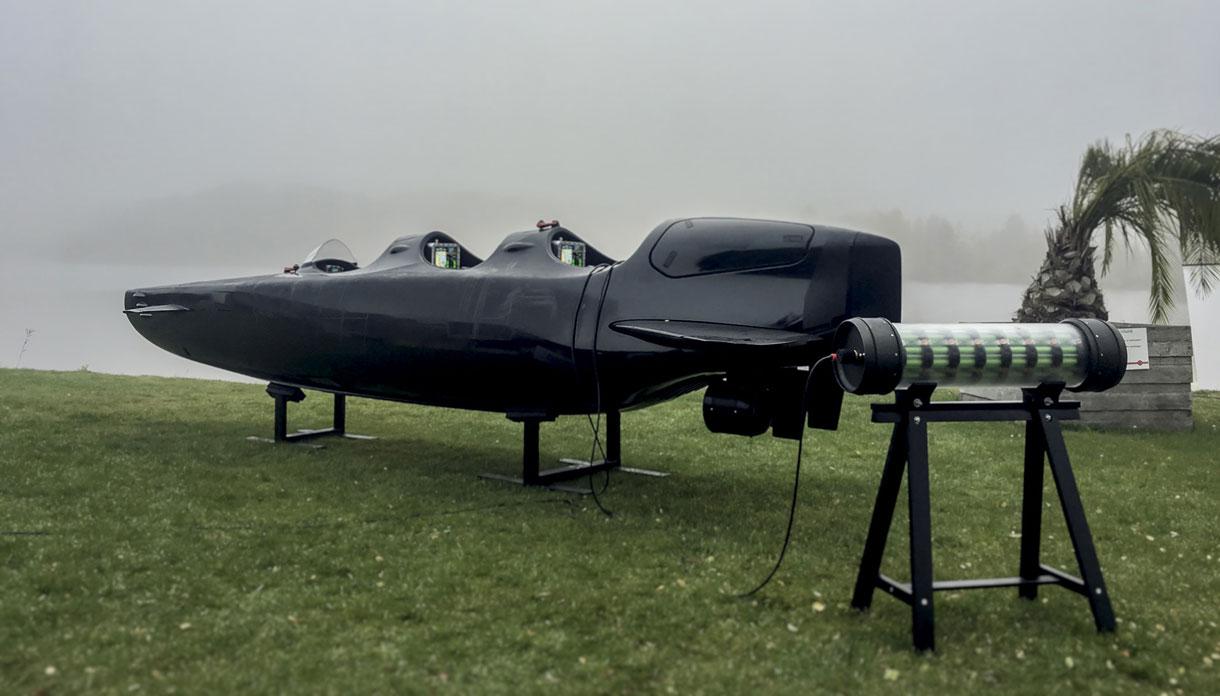 Ortega MK C1 Personal Submarine