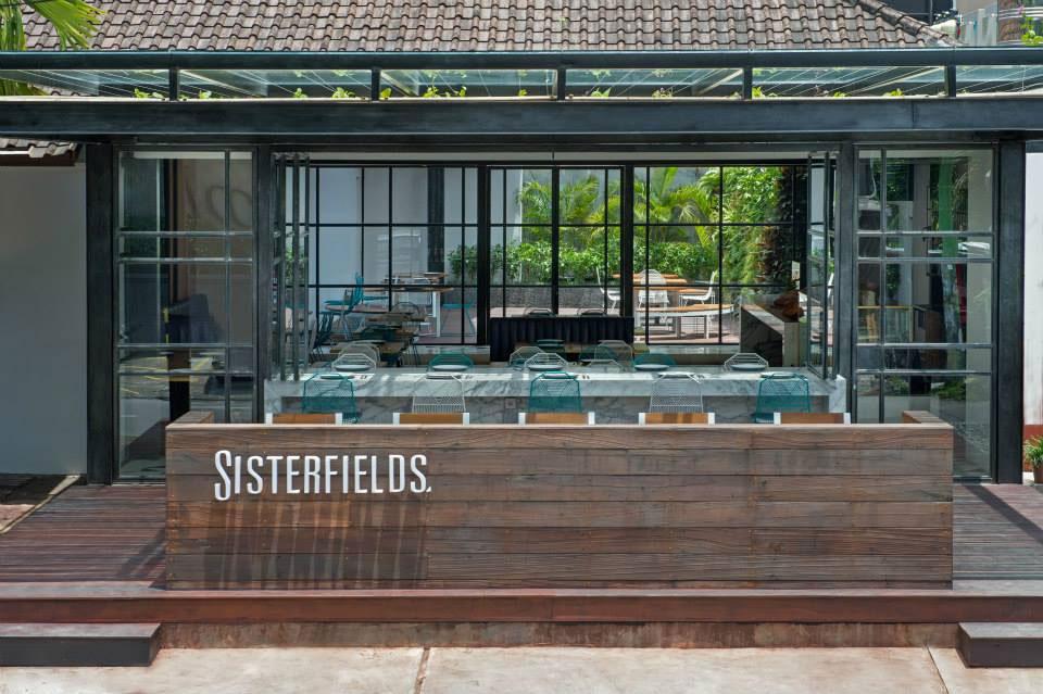 SISTERFIELDS CAFE BALI