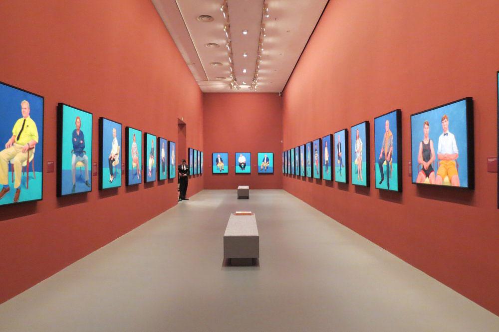 David Hockney NGV