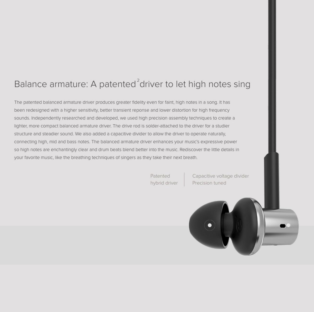 Xiaomi Mi In Headphone Pro HD