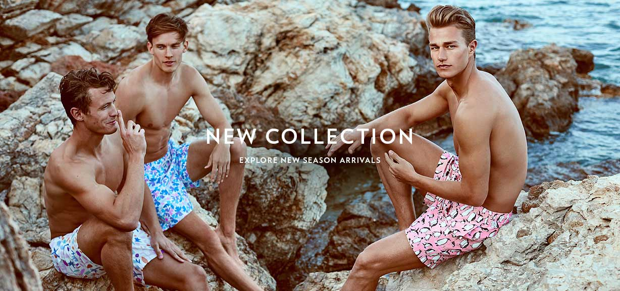 63adf99100 BLUEMINT SWIMWEAR SS17 COLLECTION - The Rebel Dandy