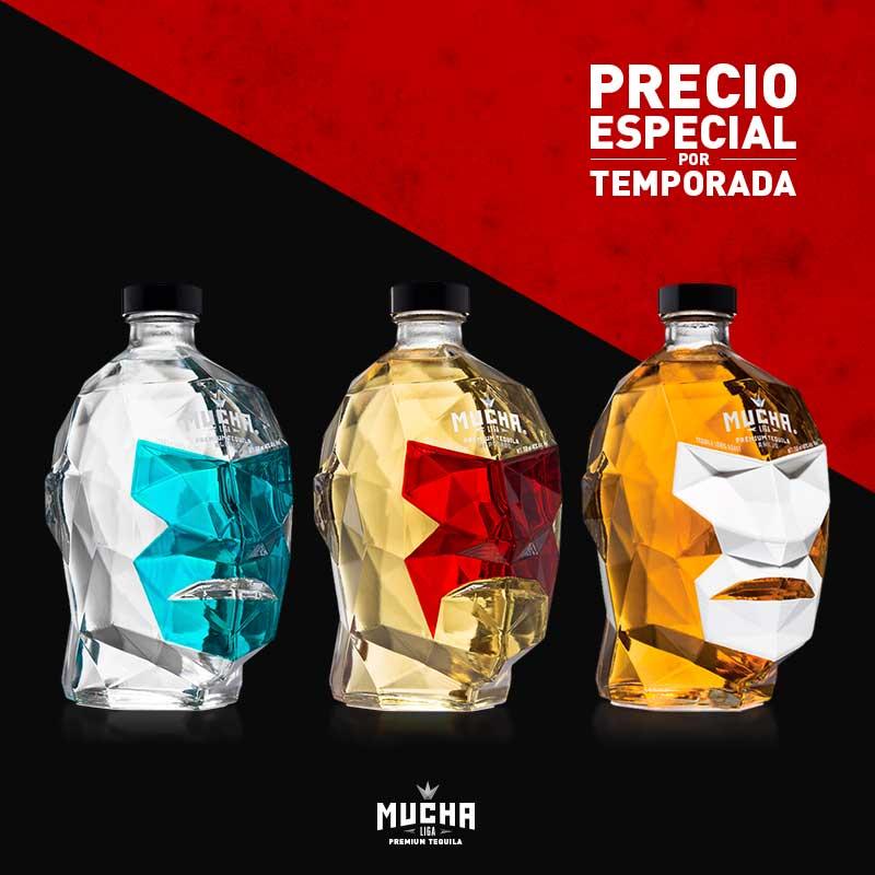Mucha Liga Tequila