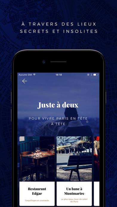 You Me Paris App by Chaumet