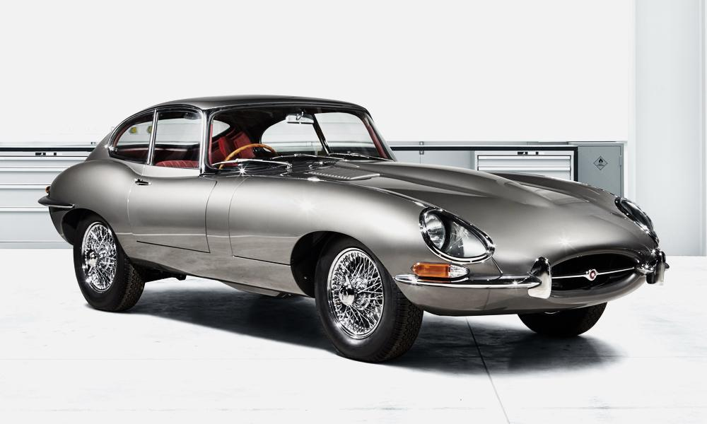 Jaguar-Series-1-E-Type resurrected
