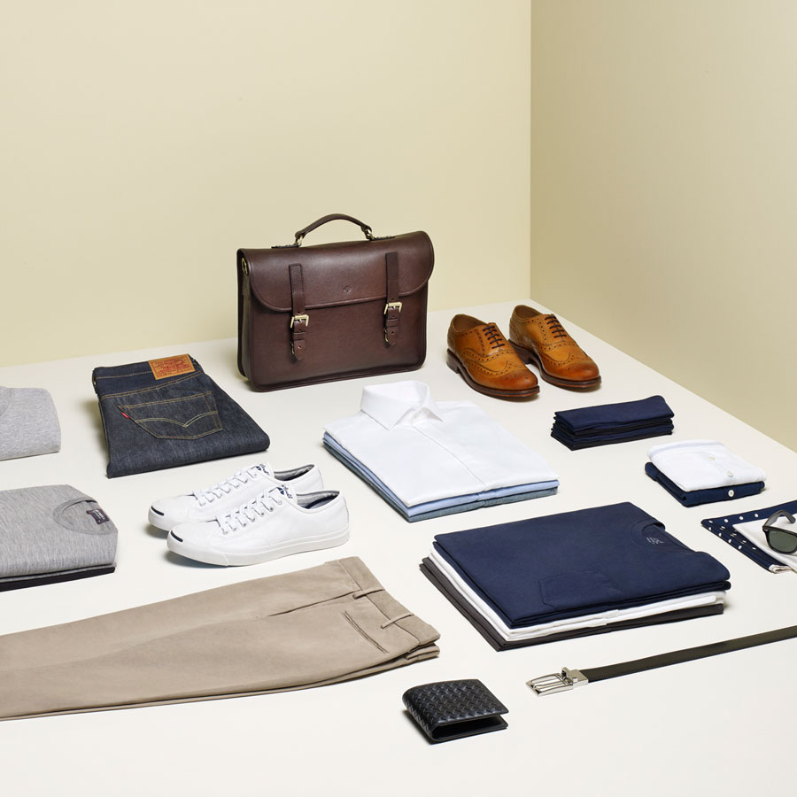 MR Porter selection by The Rebel Dandy