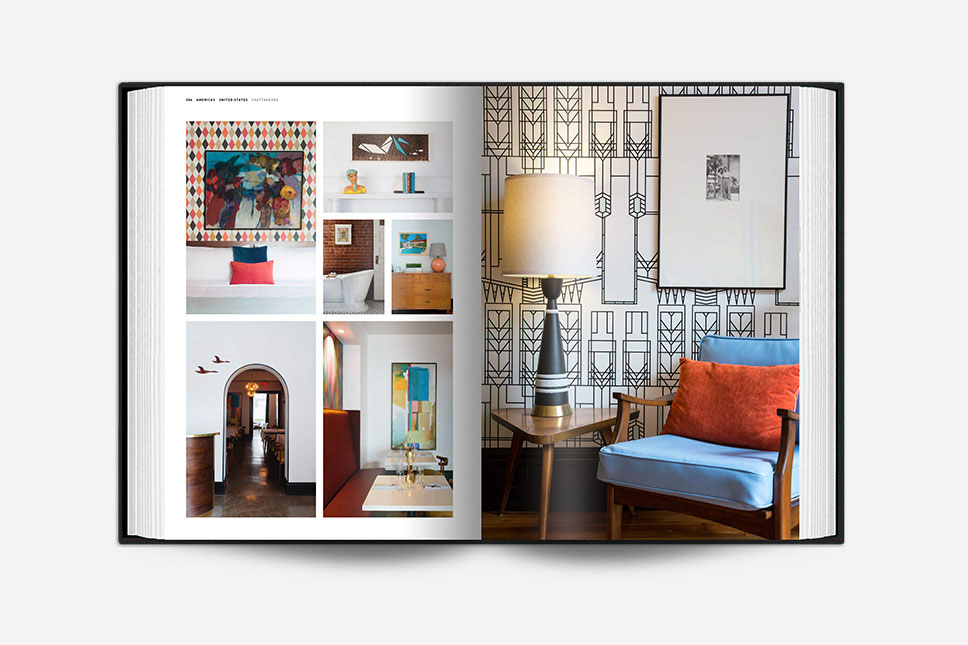 The design hotels book 2017 new hardcover edition the for Design hotel book