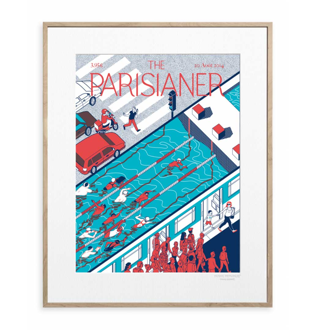 Image Republic-The Parisianer