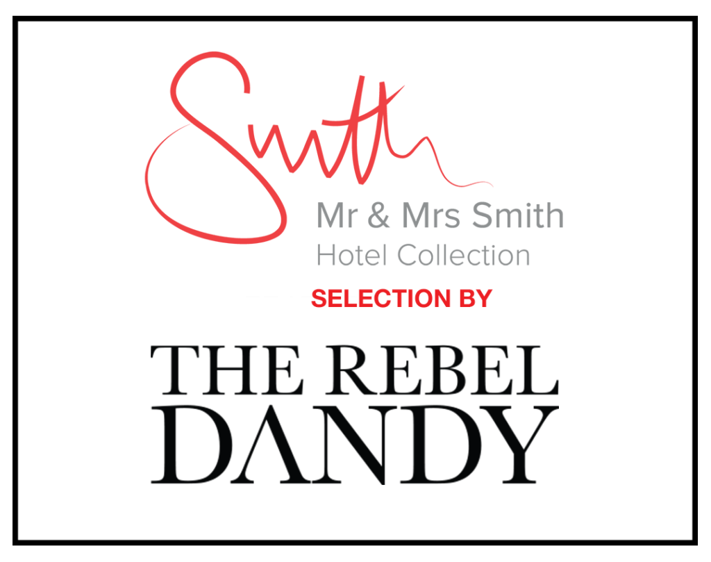 Mr and Mrs Smith Hotels by The Rebel Dandy