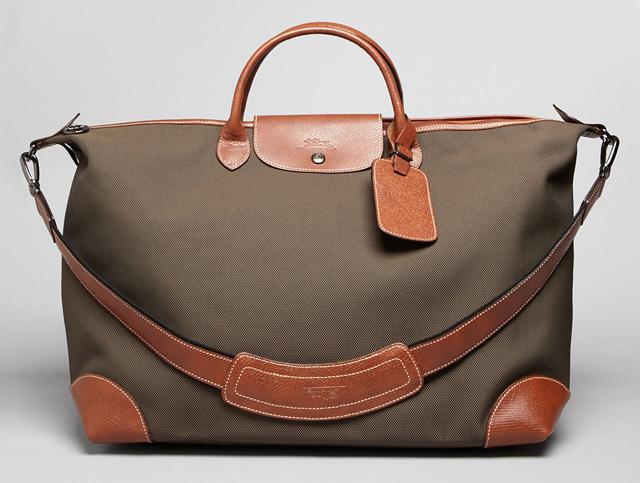 Longchamp Pliage Boxford-Best Lightweight Duffel Bags