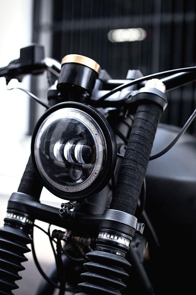 Moto Guzzi by Recast Moto