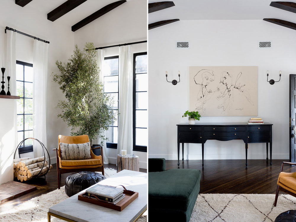 SPANISH STYLE HOME IN LOS ANGELES