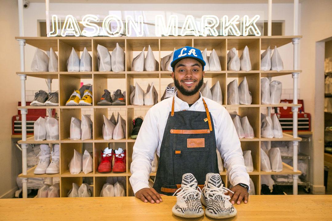 JASON MARKK SHOE CLEANING SERVICE