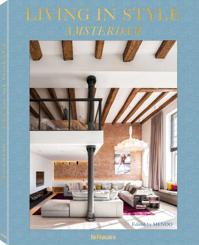Coffee table book ideas _Living in Style Amsterdam