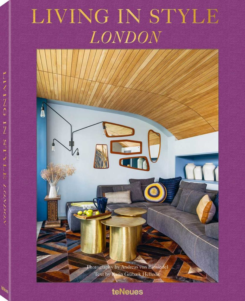 Coffee table book ideas _Living in Style London