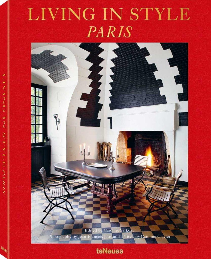 Coffee Table Book Ideas _Living In Style Paris