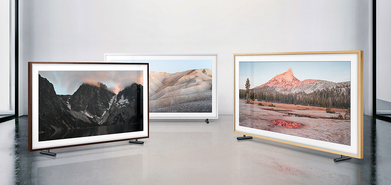 The Frame Samsung TV Gallery