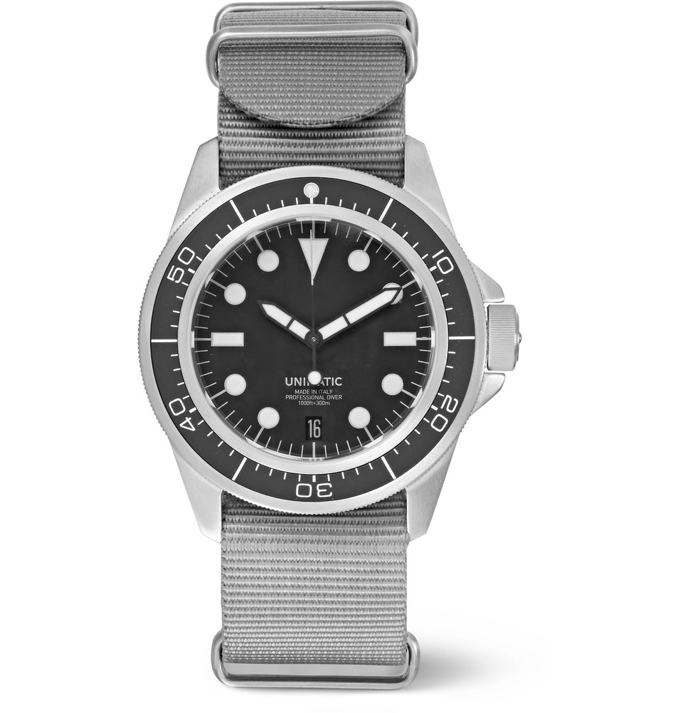 Christmas gift ideas for him and her - Unimatic watch