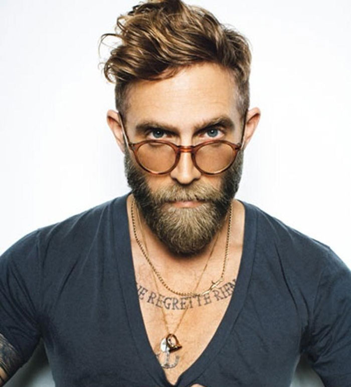 Men S Hairstyles Adapted According To Your Face Shape The