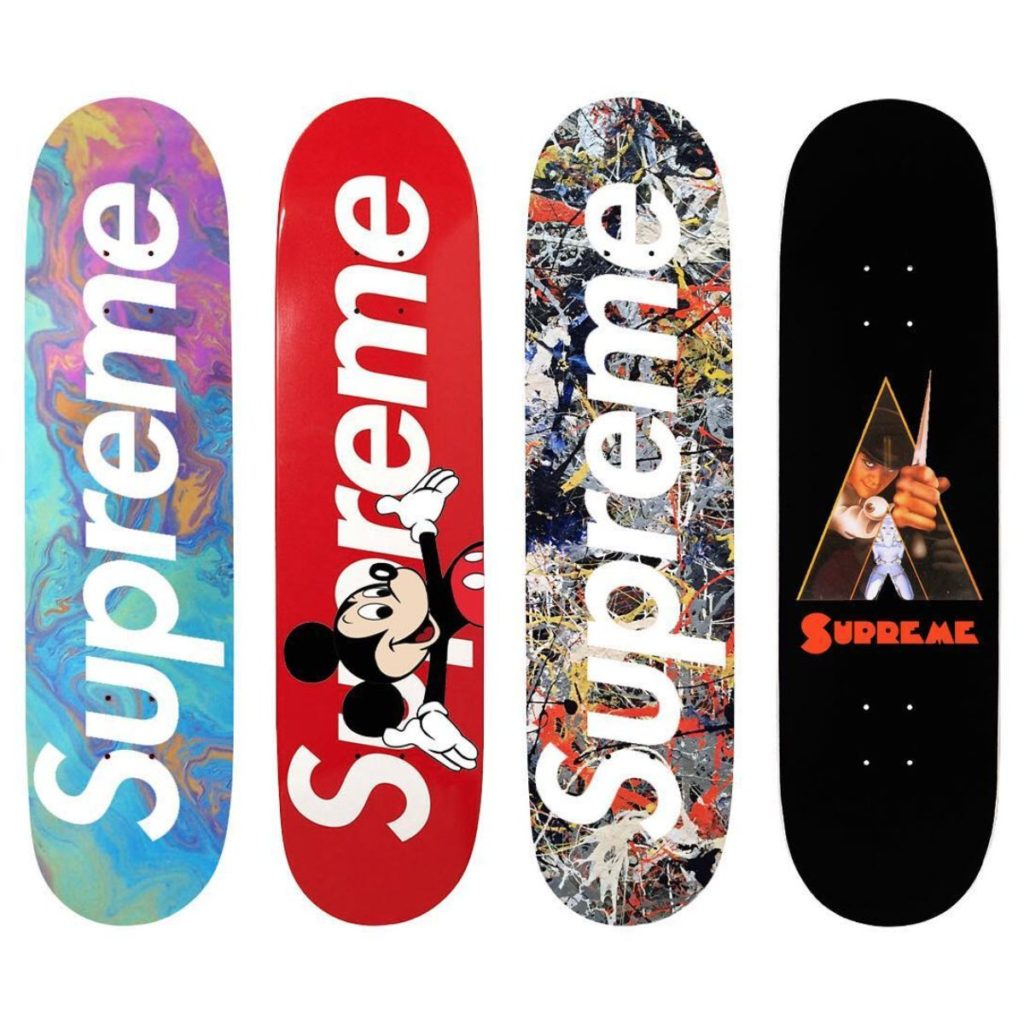 Sotheby's Supreme Skateboard Deck Auction - The Rebel Dandy